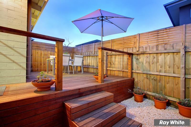 Courtyard Cutie in township position - Mornington