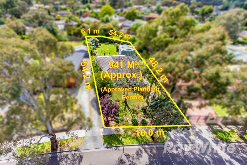 Prized Potential With Permit For 3 Townhouses - Rowville