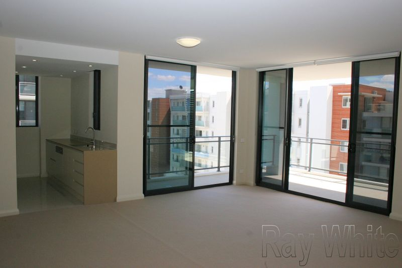 Park & Water Views - Bigger than most two bedrooms! - Wentworth Point