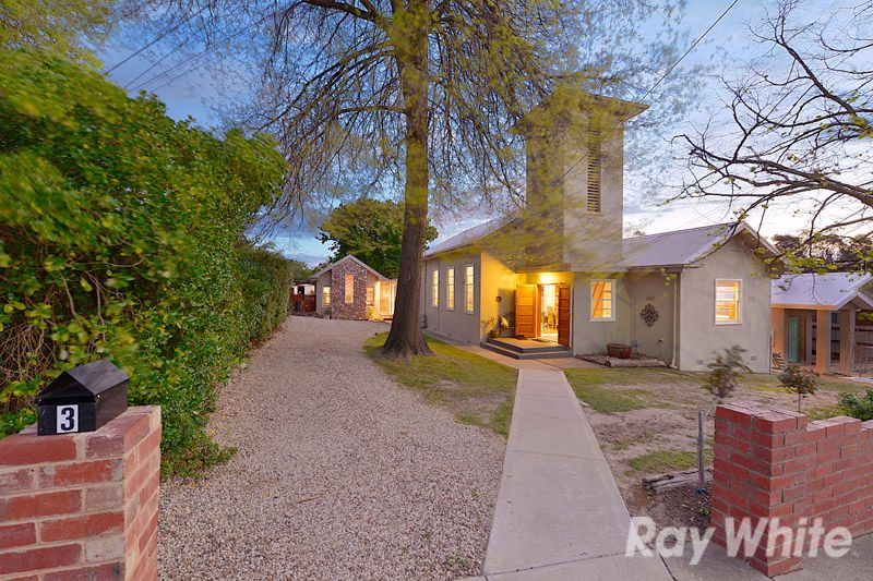 The Updated, Converted & Extended Boronia Templer Hall' - Boronia