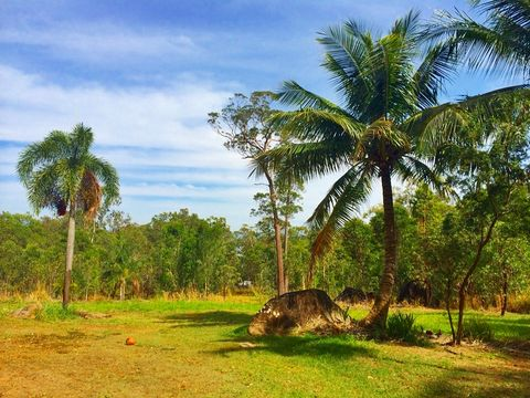 East Trinity, Lot 71 Pine Creek-Yarrabah Road, Second Beach