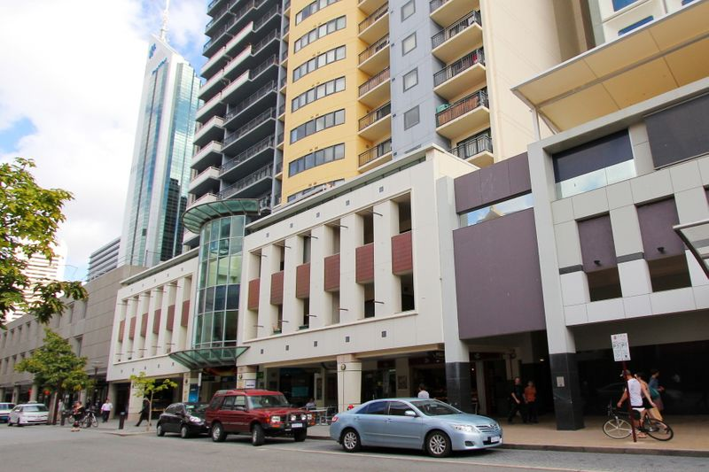 Affordable Central Living off King - Perth