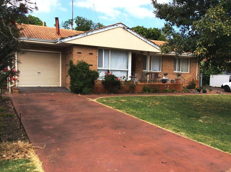 Development Option or Neat & Tidy Home - East Bunbury