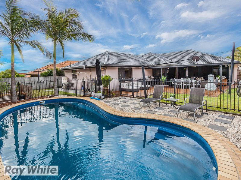 RESORT STYLE FAMILY HOME WITH POOL ON 630M2 - North Lakes