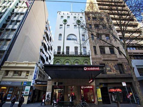 Melbourne, 407/243 Collins Street