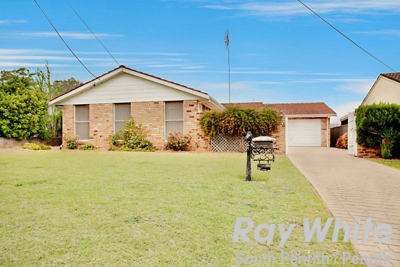 UNDER CONTRACT BY HELEN FITZPATRICK  0414 362 955 - South Penrith