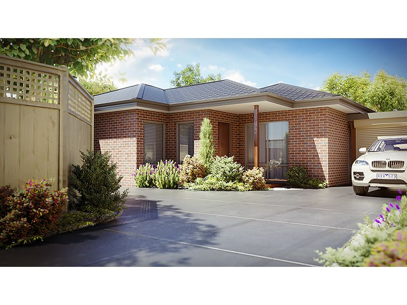 Brand New 2 Bedroom + Study (Only 1 of 2 On The Block) - Ferntree Gully