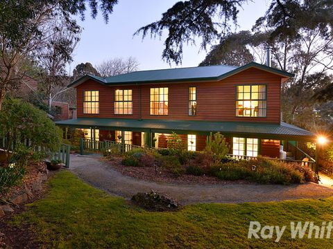 Upper Ferntree Gully, 24 Old Belgrave Road