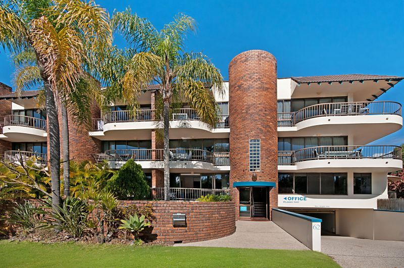 Pacific Apartments - Byron Bay