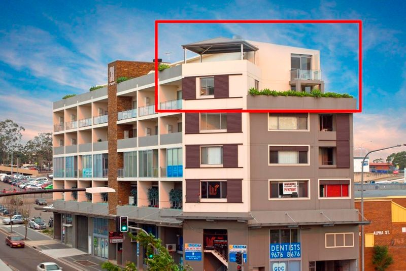 Well Presented 2 Bedroom Double Story Penthouse Unit - Blacktown