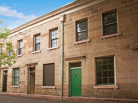 Millers Point, 41 and 43 Kent Street
