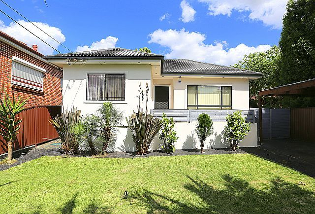 Recently Renovated Three Bedroom Home - Condell Park