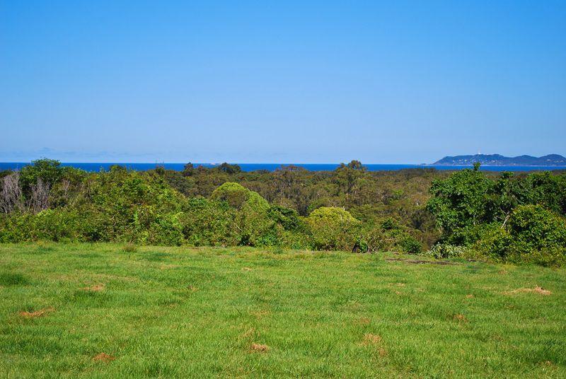 Stunning Ocean View Farm - Brunswick Heads