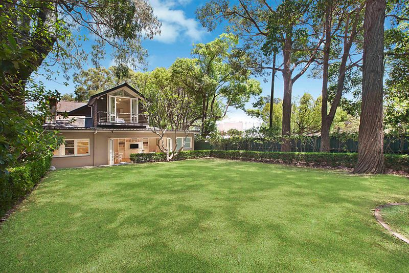 Expansive Family Home With A Bright North Aspect - Rose Bay