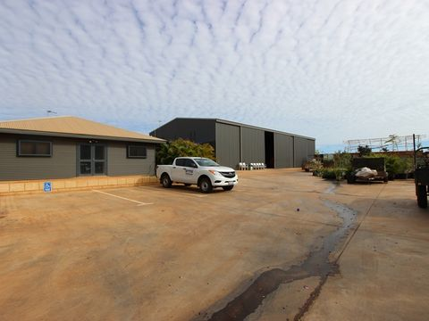 Karratha Industrial Estate, 102 Seabrook Crescent