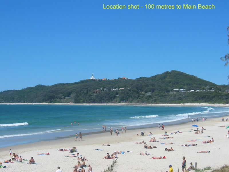 Right in Town! - Byron Bay