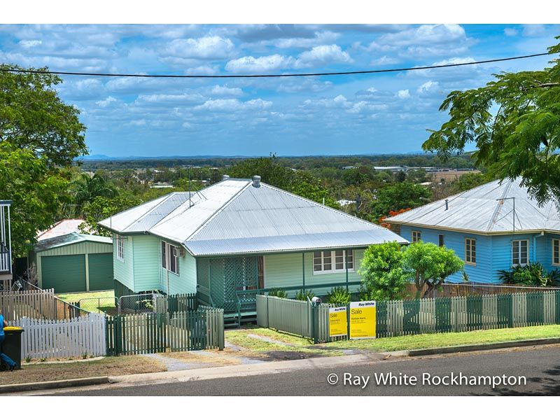 PERFECT FAMILY HOME WITH 2 BAY SHED -$279,000 - West Rockhampton