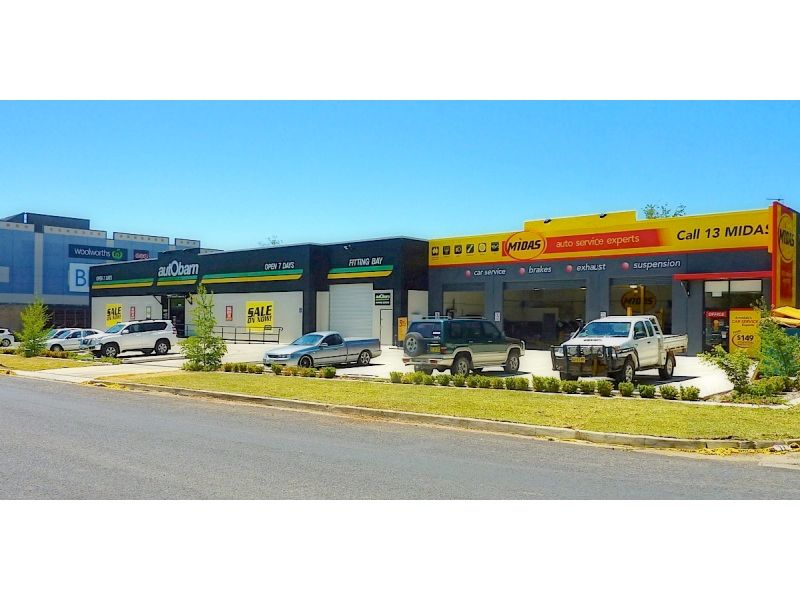 EXCITING NATIONAL TENANTED INVESTMENT!!! - Armidale