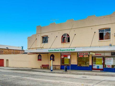 Drummoyne, 96-98 Lyons Road