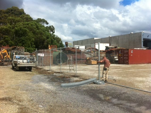 Storage Yard - Lilydale