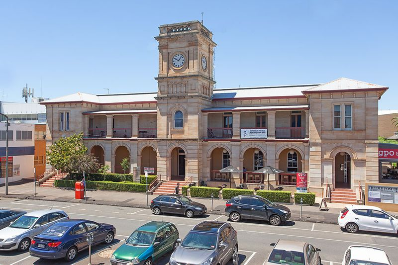 Suites in Iconic Post Office Building - Toowoomba City