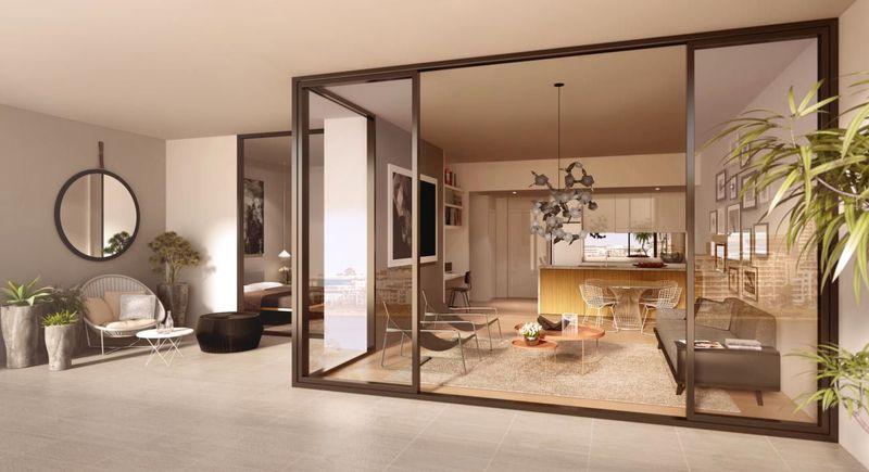 Brand New YUKON Courtyard Apartment - Wentworth Point
