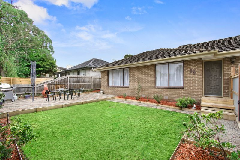 Low Maintenance and Convenience - Lilydale