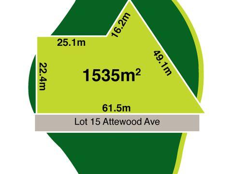 Marsden, Lot 15 Attewood Avenue