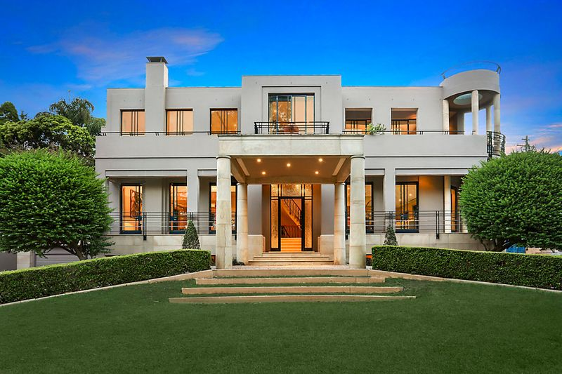 Elegance, Grandeur & Harbourside Prestige set over 1300sqm - Vaucluse