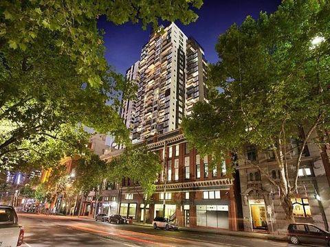 Melbourne, 1002/668 Bourke Street