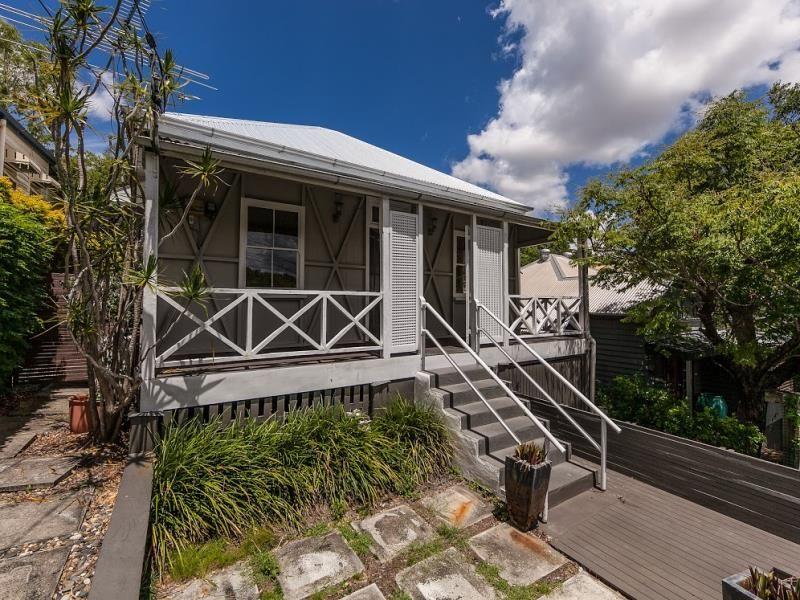 House leased paddington qld 47 terrace street for Queensland terrace