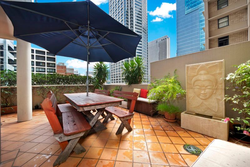 Two large terraces, Two large bedrooms and fully furnished - Sydney