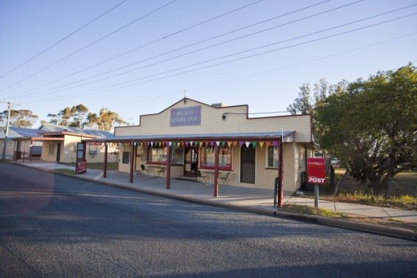 BRIGALOW STORE & POST OFFICE - Brigalow