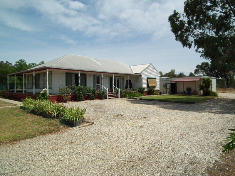 Family Home on 8 acres - Nagambie