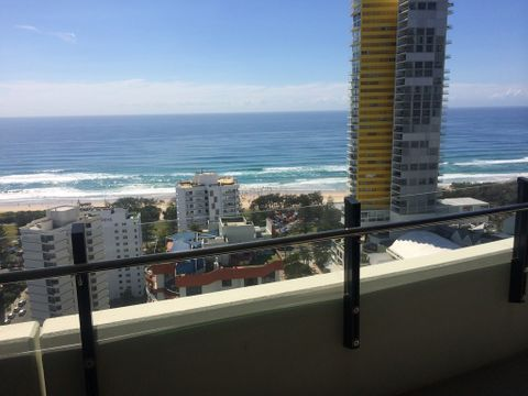 Broadbeach, 2503 'The Wave' 89 Surf Parade