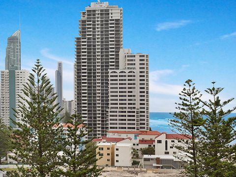 Surfers Paradise, 9F 'Breakers North' 50 Old Burleigh Road