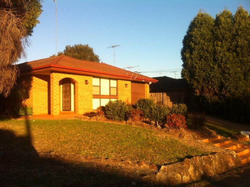 Well presented 3 bedroom home - Seven Hills