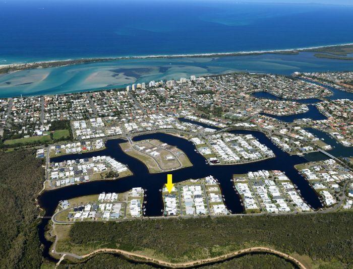 Ultimate Aspect Waterfront Land - Deep Water Circuit - Pelican Waters