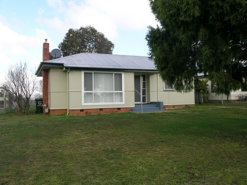 TWO BEDROOM HOME - Oberon
