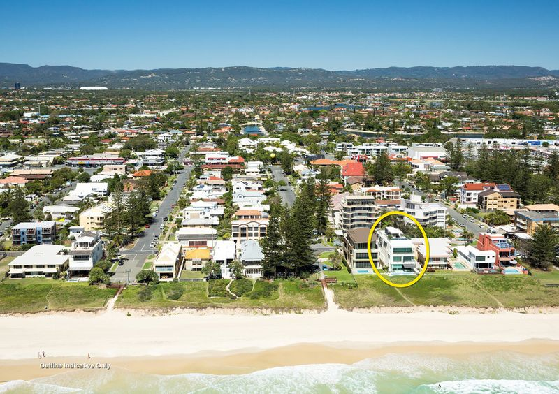 Owners Have Already Moved To London And Need This Luxury Beachfront Residence Sold! - Mermaid Beach