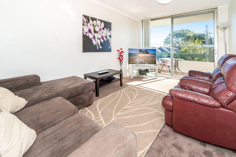 Sunny Parkside Apartment - Randwick