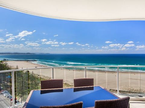 Coolangatta, 1303/110 Marine Parade 'Reflections Tower Two'