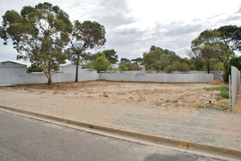 Wide Block, Great Opportunity, Approx 500sqm - Murray Bridge