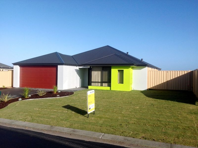 Modern Family Home Feeling - Australind
