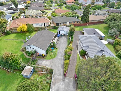 Manurewa, 89 Beeston Crescent