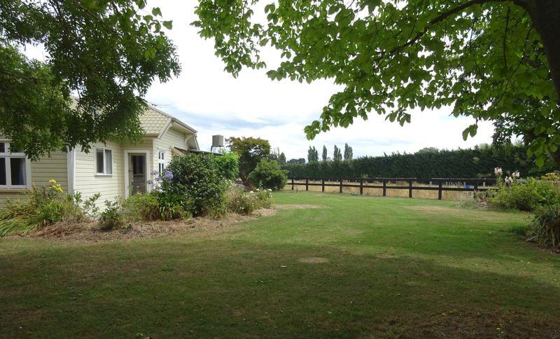 Sheltered Haven - Ashburton
