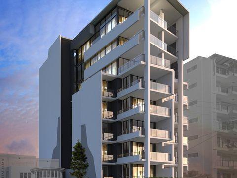 Rockhampton City, 24 Victoria Parade, SkyView Apartments