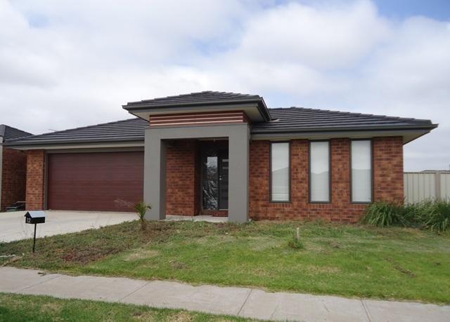 Family home at Arndell Estate - Truganina
