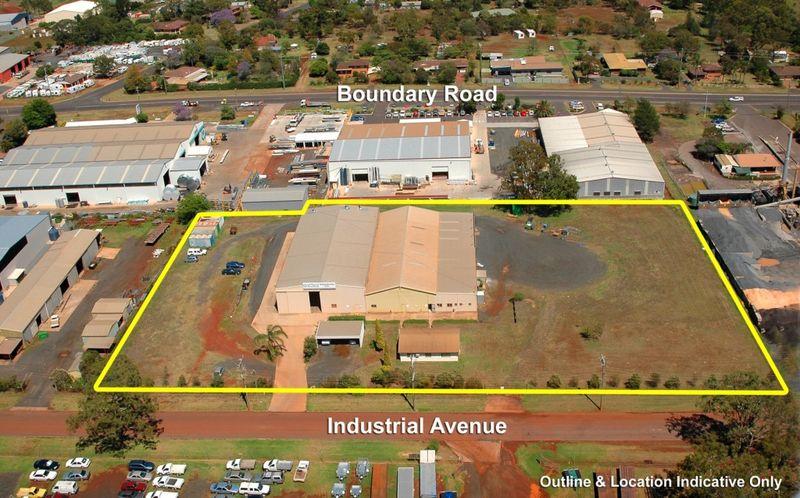 Large Industrial Complex - Wilsonton