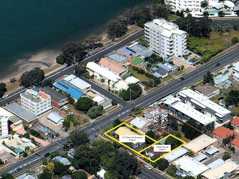 Maroochydore, Cnr Duporth and Ball Street
